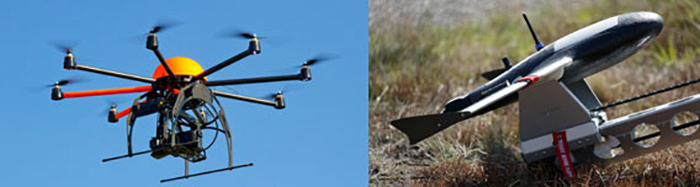 Remotely Piloted Aviation Drones